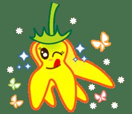 HELLO FLOWER (ENG) sticker #2202993