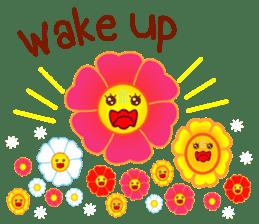 HELLO FLOWER (ENG) sticker #2202994