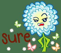 HELLO FLOWER (ENG) sticker #2202998