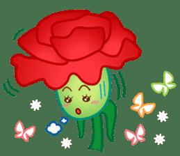 HELLO FLOWER (ENG) sticker #2202999