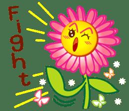 HELLO FLOWER (ENG) sticker #2203000