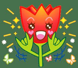 HELLO FLOWER (ENG) sticker #2203012