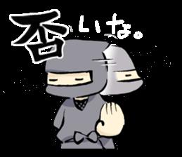 Tono and ninjas sticker #2203265