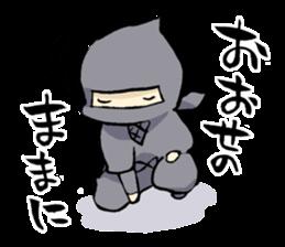 Tono and ninjas sticker #2203266