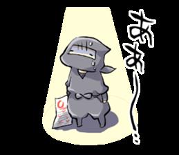 Tono and ninjas sticker #2203267