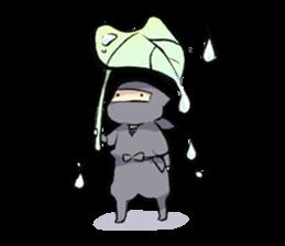 Tono and ninjas sticker #2203268