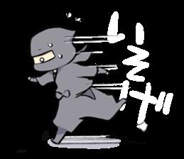 Tono and ninjas sticker #2203271