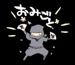 Tono and ninjas sticker #2203276