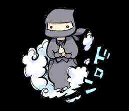 Tono and ninjas sticker #2203286
