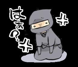 Tono and ninjas sticker #2203287