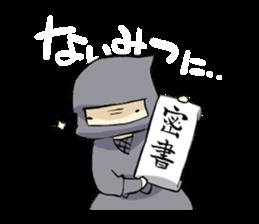 Tono and ninjas sticker #2203289