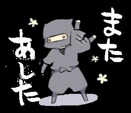 Tono and ninjas sticker #2203292