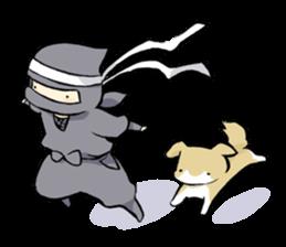 Tono and ninjas sticker #2203301