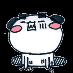 Boo dog of my house(English)