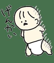Oh. Baby sticker #2204406