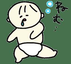 Oh. Baby sticker #2204421
