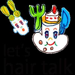 let's hair talk!!