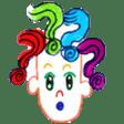 let's hair talk!! sticker #2205166