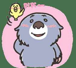 monte(English ver.) sticker #2206506