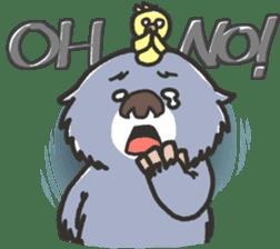monte(English ver.) sticker #2206509