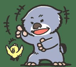monte(English ver.) sticker #2206522