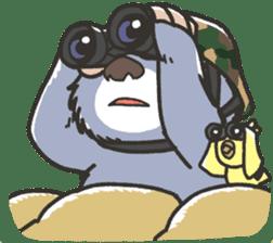 monte(English ver.) sticker #2206536