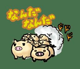 Yokai days sticker #2206596