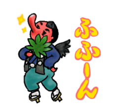 Yokai days sticker #2206597