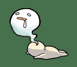 Yokai days sticker #2206598