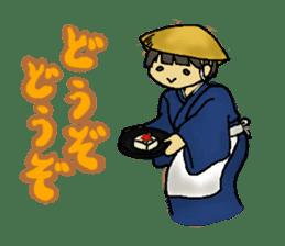 Yokai days sticker #2206603