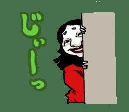 Yokai days sticker #2206606
