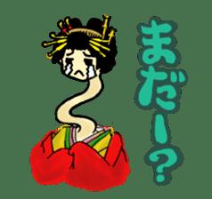 Yokai days sticker #2206607