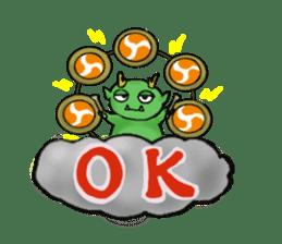 Yokai days sticker #2206610