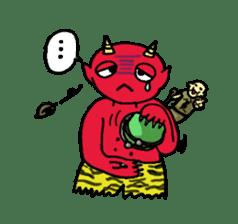 Yokai days sticker #2206612