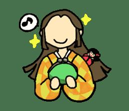 Yokai days sticker #2206613