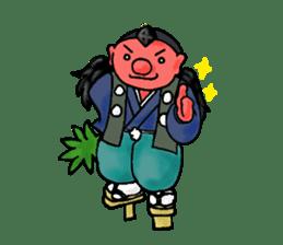 Yokai days sticker #2206623