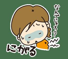 Hiroshima girls. sticker #2207507