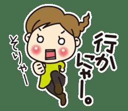 Hiroshima girls. sticker #2207508