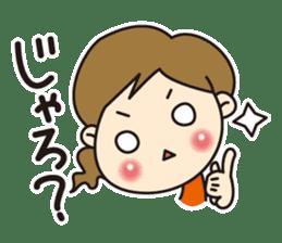 Hiroshima girls. sticker #2207518