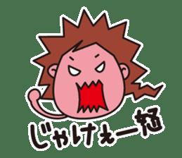 Hiroshima girls. sticker #2207525
