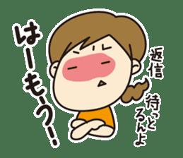 Hiroshima girls. sticker #2207527