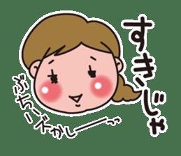 Hiroshima girls. sticker #2207541