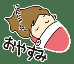 Hiroshima girls. sticker #2207542