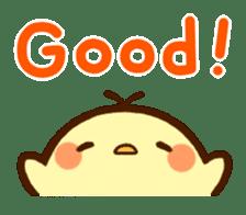 Piyoko(English) sticker #2208105
