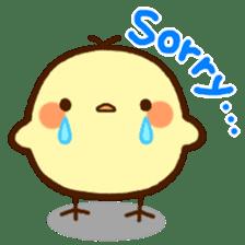 Piyoko(English) sticker #2208109