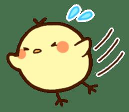 Piyoko(English) sticker #2208121