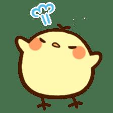 Piyoko(English) sticker #2208123