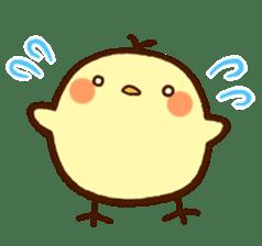 Piyoko(English) sticker #2208127
