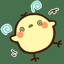 Piyoko(English) sticker #2208129