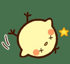 Piyoko(English) sticker #2208130